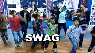 Swag - Munna Michael Dance Choreography By D4 Dance Academy