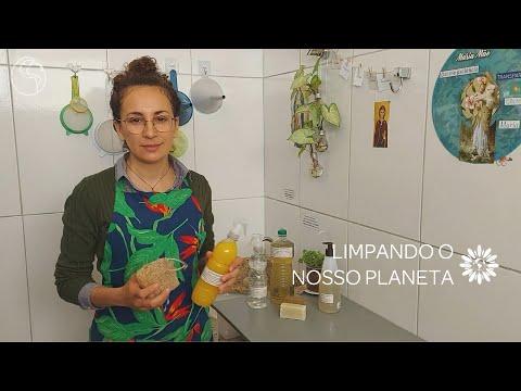 RECEITA de Desinfetante Natural de limão - Limpeza Viva