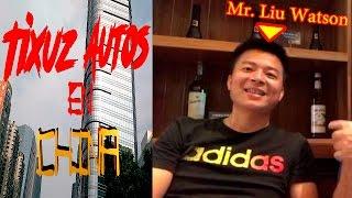 Los autos preferidos en China - Entrevista a Liu Watson