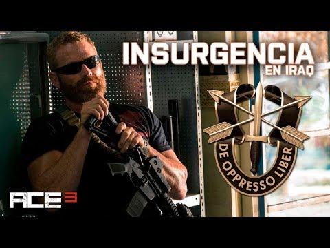 Arma 3 - INSURGENCIA EN IRAQ  - Gameplay en español