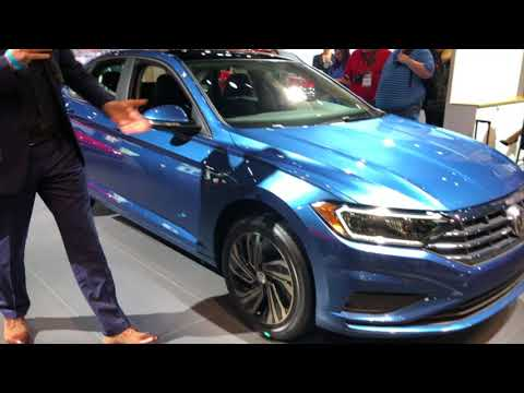 Volkawagen Jetta Design 2018 Chicago Auto Show AutoNetwork