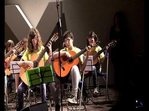 Escola de música-Piratas del Caribe..avi