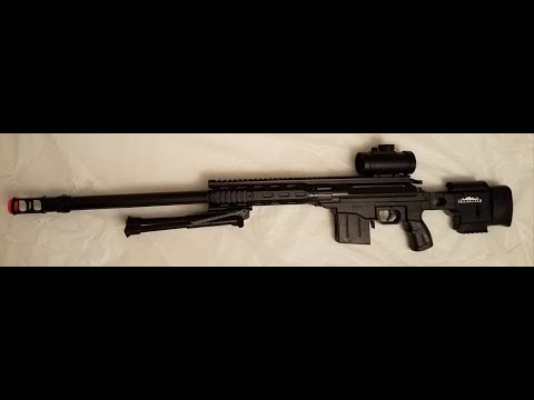 FORTNITE Heavy Sniper Replica. In 5.2 Update Coming Soon. Other Snips As Well.