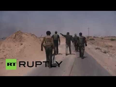 Iraq: Battle for Baiji rages on as Shia militias report recapture of oil town