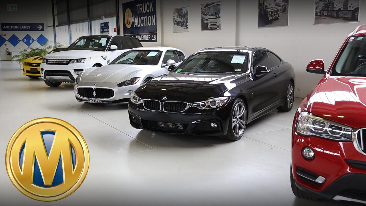 Sydney Prestige Car Auction Nov 19 Youtube
