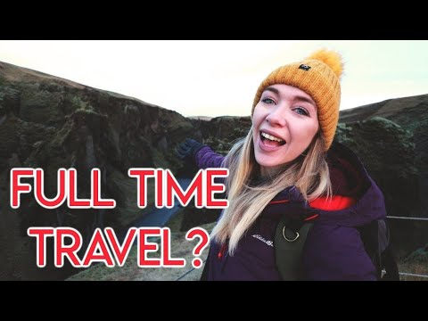 A Day In My Life: Travel In Iceland