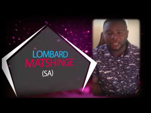 LOMBARD MATSHINGE CONFIRMS HIS PRESENCE FOR NOW CONCERT WITH AMB.PHIL ROBERTS