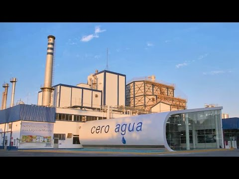 Nestlé's first zero water factory expansion