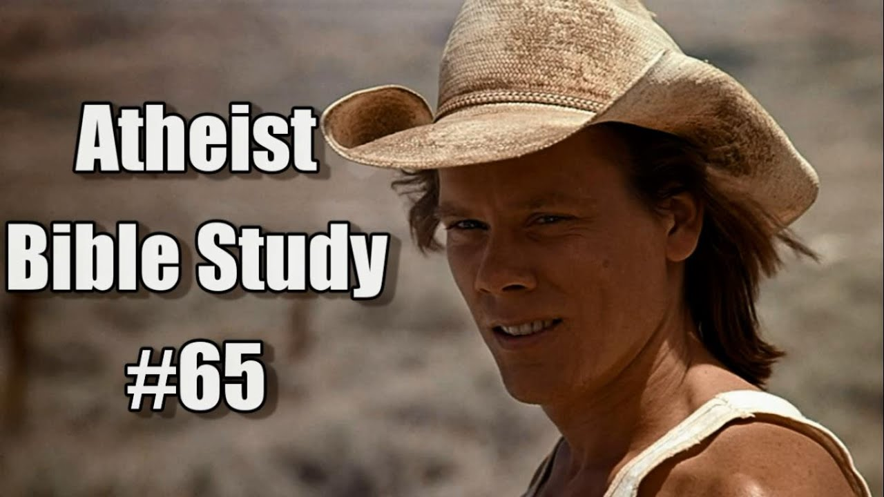 The Bible Reloaded: The Atheist Bible Study - christan.info