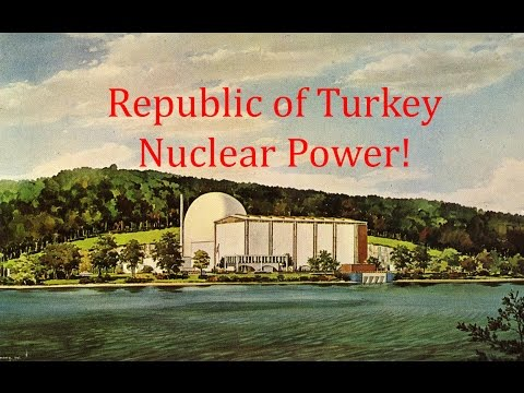 P & R | Republic of Turkey | S.II, E.VII | Ankara Situation & Atomic Power