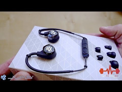 JLAB EPIC Bluetooth Premium Wireless Earbuds Unboxing Video
