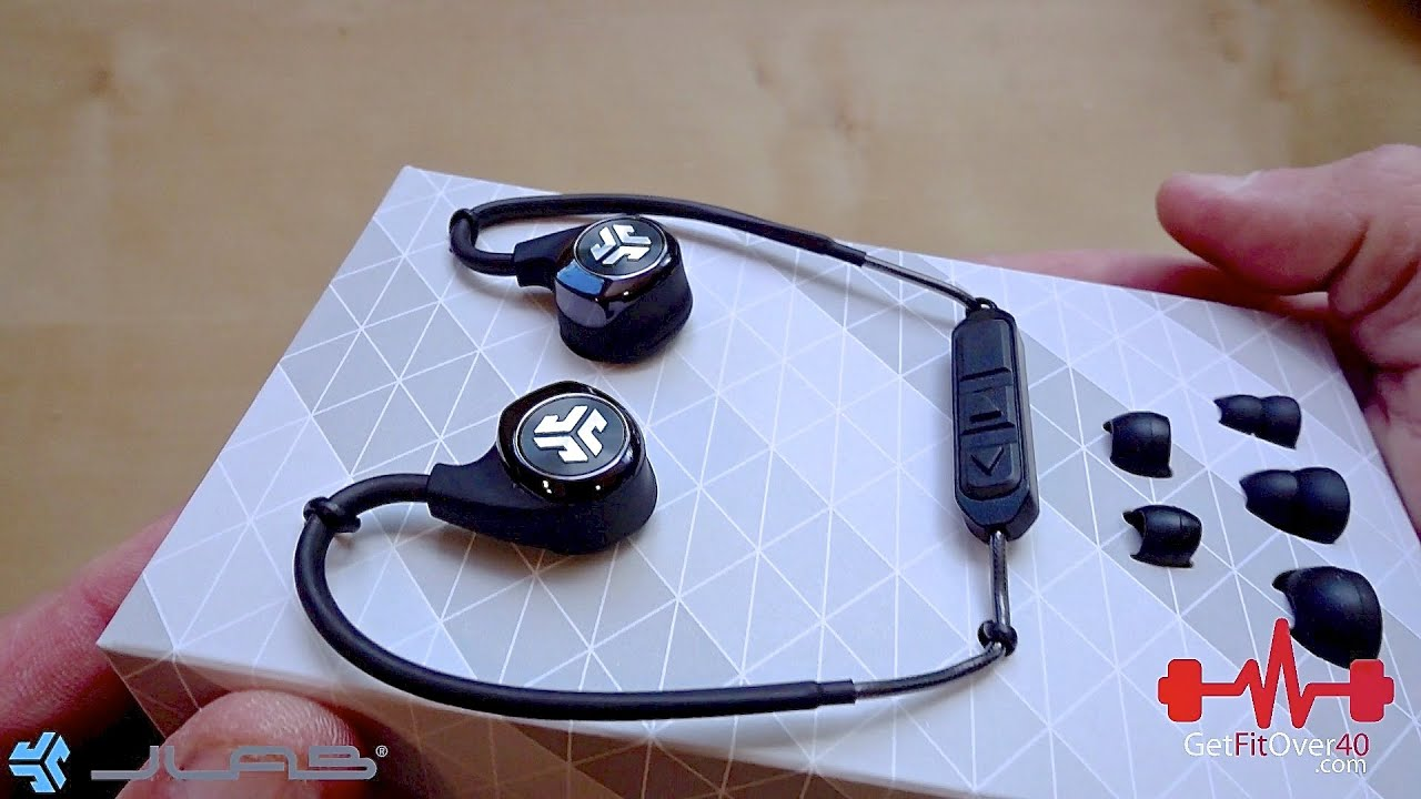 how to connect jlab bluetooth earbuds