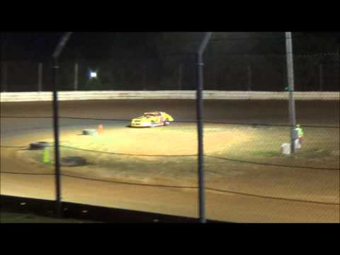 Doe Run Raceway Mini Stock Heat 5-1-15