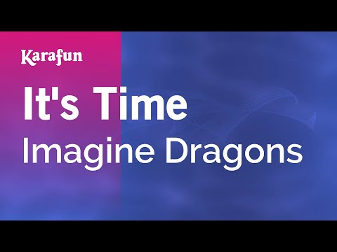 Karaoke It's Time - Imagine Dragons *