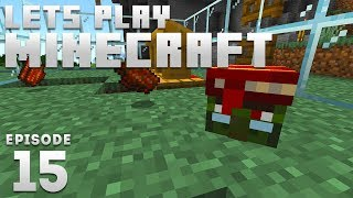 iJevin Plays Minecraft - Ep. 15: VILLAGER MASSACRE! (1.15 Minecraft Let's Play)