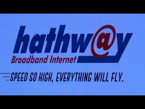 Hathway Broadband | 300 MBPS Speed 2TB Monthly innovative | Wifi Mesh System