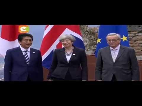 Uhuru to address G7 leaders in Italy