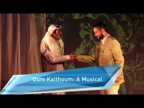 Oum Kalthoum - The Musical