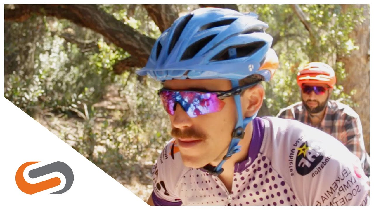 Oakley PRIZM Trail Review with Pro Mountain Biker   Optician   SportRx 38bf3cfa9e