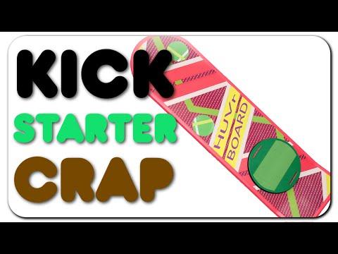 Kickstarter Crap - HOVERBOARDS