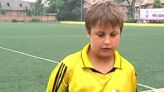 Горняк (U-10) - третий на ежегодном турнире памяти Олега Чумака