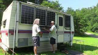 Tiny House Tour - Tiny Cabin - Hawaii Off Grid Big Island