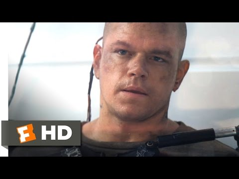 Elysium 2013  No Coming Back Scene 910  Movieclips