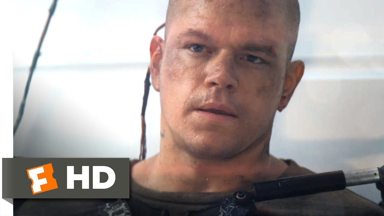 Download Elysium (2013) - No Coming Back Scene (9/10) | Movieclips