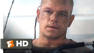 Elysium (2013) - No Coming Back Scene (9/10) | Movieclips