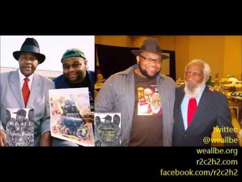 I Saved His Life: Dick Gregory On Marion Barry~12/14/2014
