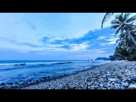 time lapse pantai pidakan pacitan 4k Nikon D700