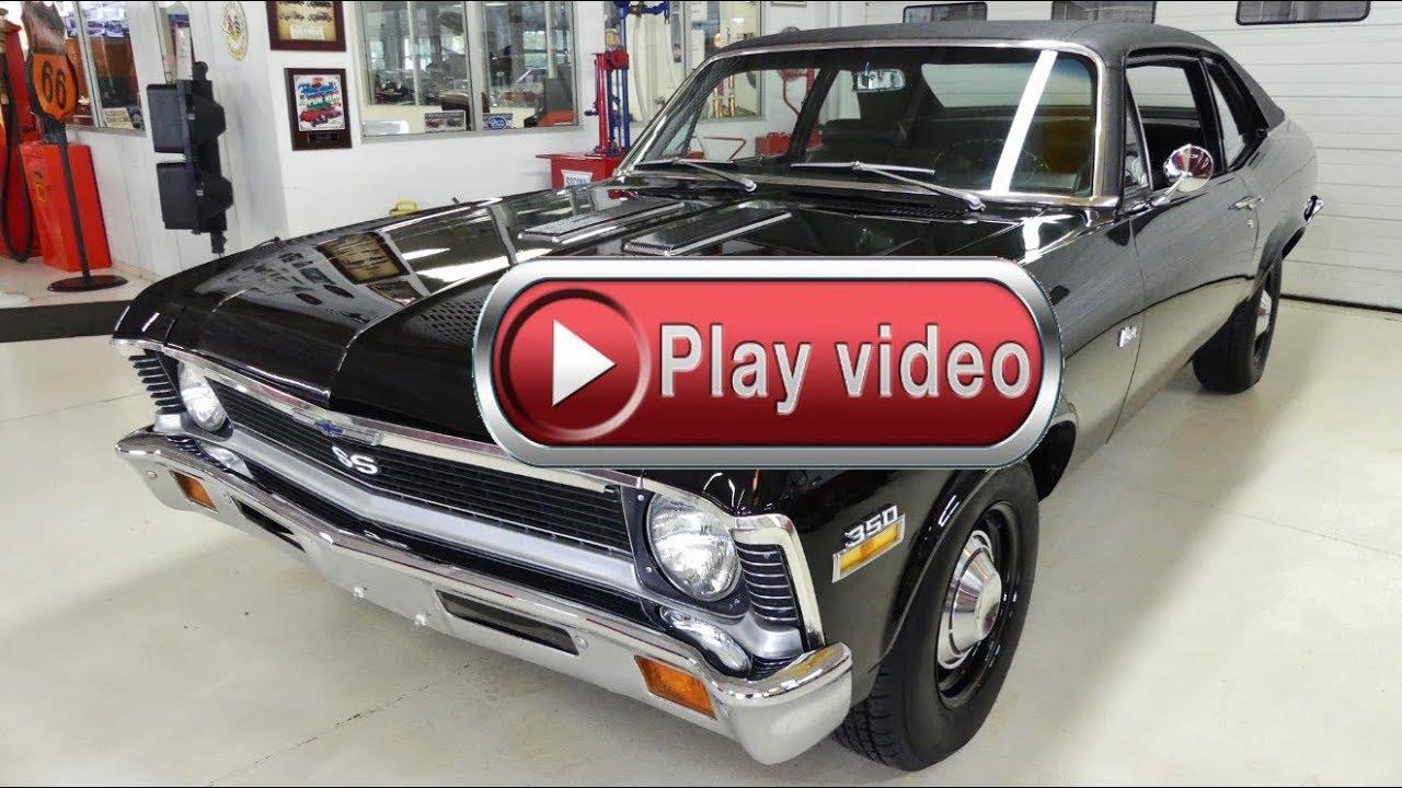 All Chevy 1971 chevrolet nova : 1971 Chevrolet Nova 350 4 Speed SS Tribute - YouTube