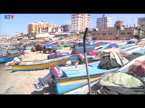 Could the Gaza Strip Become a Floating Island?
