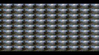 Объёмные фото, по мотивам путешествия на водопад Крыло Ангела. Упражнение для тренировки глаз.