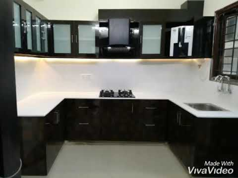 How to get Best Home Interior Designer in Bangalore in Budget [Fi Interiors]Modular Kitchen @1.5lakh