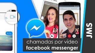 Como fazer chamadas de video pelo facebook messenger screenshot 1