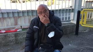 Whirlpool Napoli, la solitudine di nonno Giuseppe in fabbrica
