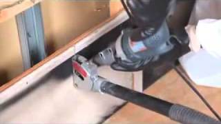 Kett Tool Ksv-432 Vacuum Saw Cuts Fast With Dust Control - Smart Contractor Products