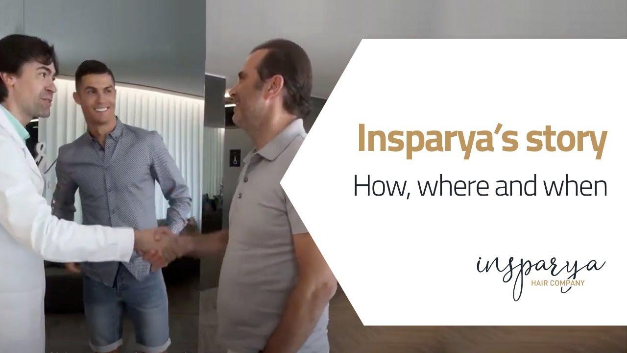 Grupo Insparya Clinica Capilar Madrid I Insparya