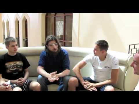 ESCKAZ live in Baku: Rambo Amadeus (Montenegro) interview