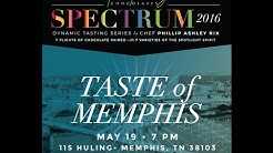 "Phillip Ashley Chocolate Spectrum ""A Taste of Memphis"" Dine01 glimpse into the world of PAC"
