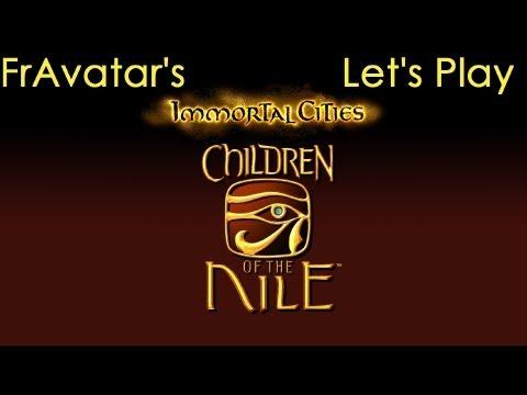 Children of the Nile: e05 City Nekhen (Easy) 1080p HD