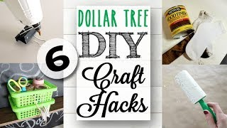 DIY Elegant Wall Decor from Dollar Tree