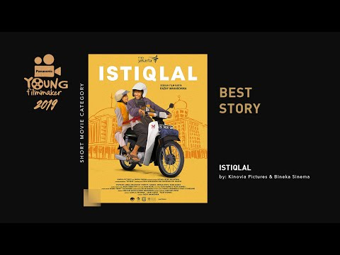 Istiqlal by Kinovia Pictures & Bineka Sinema   Best Story Panasonic Young Filmmaker 2019