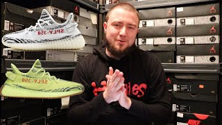 ADIDAS YEEZY 2019 RELEASE PREVIEW!!