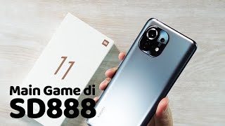 Xiaomi Mi 11 💣💥 Rasanya Main Game di SD888 🔥