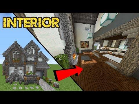 minecraft-build-school:-interior