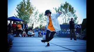 Ibuki Showcase at 岡山大学祭【Freestyle Football】