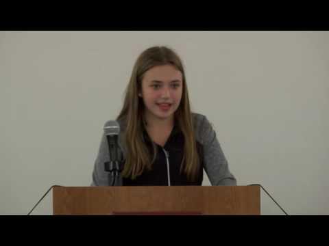 Westford Gavel Club - Great Homework Debate