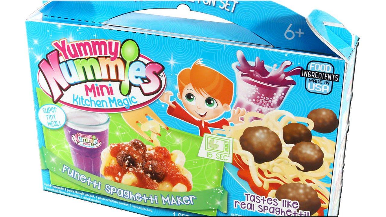 Yummy Nummies Mini Kitchen Magic